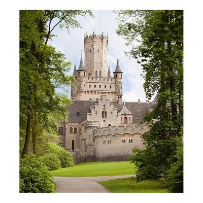 Фотообои Замок Мариенбург артикул 140109