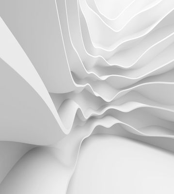 Фотообои Белые волны артикул 140369