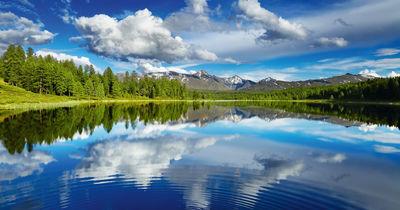 Фотообои Алтай артикул 230071