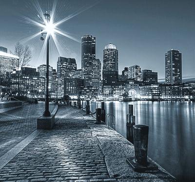 Фотообои Ночная прогулка артикул E250463